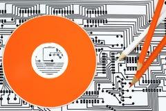 Design network Stock Photo