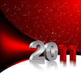 Design for new year Stock Photos