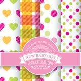 Design for the newborn Stock Photo