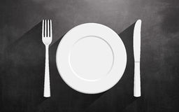 Design och kreativitet för inhemskt kök Arkivbild