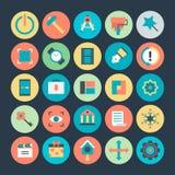 Design- och utvecklingsvektorsymbol 3 Fotografering för Bildbyråer