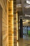 Design office corridor Royalty Free Stock Photography