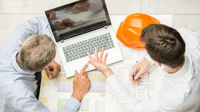 Design office Stock Images