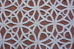 Design On Concrete Wall Background Royalty Free Stock Images