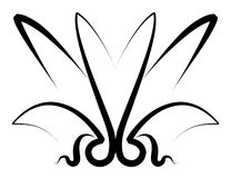 Design ornament tattoo Stock Photo