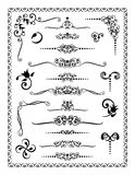 Design Ornaments 2 stock illustration