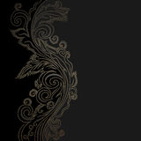Design ornate background Stock Photos