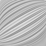 Design parallel diagonal warped lines background Stock Image