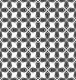 Vector seamless design pattern. Stock Image