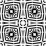 Design pattern white vector black geometric zebra decorative carpet culture  Royalty Free Stock Photo