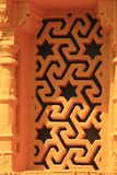 Design. This photo of detailed design of architecture is taken at gujarat Royalty Free Stock Photography