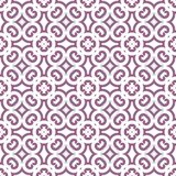 Design for printing on fabric, textile, paper, wrapper, scrapbooking. Authentic geometric background  in repeat. Design for printing on fabric, textile, paper Royalty Free Stock Photos