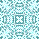 Design for printing on fabric, textile, paper, wrapper, scrapbooking. Authentic geometric background  in repeat. Design for printing on fabric, textile, paper Stock Photos