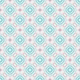 Design for printing on fabric, textile, paper, wrapper, scrapbooking. Authentic geometric background  in repeat. Design for printing on fabric, textile, paper Royalty Free Stock Images