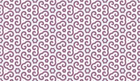 Design for printing on fabric, textile, paper, wrapper, scrapbooking. Authentic geometric background  in repeat. Design for printing on fabric, textile, paper Royalty Free Stock Photo