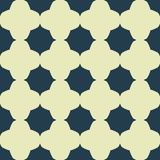 Design for printing on fabric, textile, paper, wrapper, scrapbooking. Traditional tile ornament in ethnic style. Seamless pattern. Authentic geometric Stock Photos