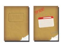 Design school notebook stock images