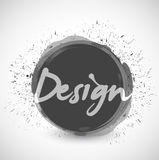 Design scribble illustration design Stock Photos