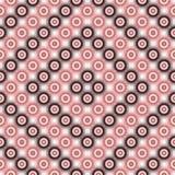 Design seamless colorful geometric diagonal pattern Royalty Free Stock Image