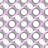 Design seamless colorful geometric pattern Royalty Free Stock Photos