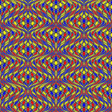 Design seamless colorful mosaic pattern Royalty Free Stock Images