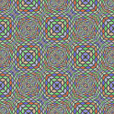Design seamless colorful mosaic pattern Stock Photo