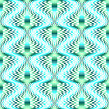 Design seamless colorful movement pattern Stock Images