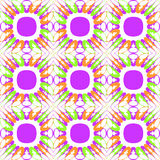 Design seamless colorful pattern Royalty Free Stock Photo