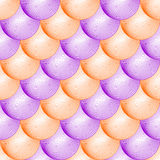 Design seamless colorful sphere pattern Royalty Free Stock Image