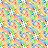 Design seamless colorful swirl pattern Stock Photo