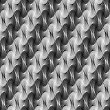Design seamless decorative diamond pattern Stock Photography