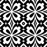 Design seamless decorative flower pattern Stock Photo
