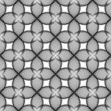 Design seamless decorative flower pattern Royalty Free Stock Photos