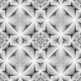 Design seamless decorative trellised pattern Stock Images