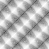 Design seamless diagonal trellised pattern Royalty Free Stock Images