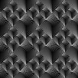 Design seamless diamond geometric pattern Royalty Free Stock Photography