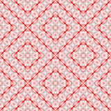 Design seamless diamond geometric pattern Royalty Free Stock Photography