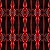 Design seamless diamond geometric vertical pattern Royalty Free Stock Photo