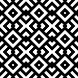 Design seamless diamond pattern Royalty Free Stock Image