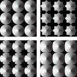 Design seamless geometric pattern Stock Photo