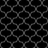 Design seamless grid geometric pattern Royalty Free Stock Photography
