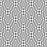 Design seamless latticed decorative pattern Royalty Free Stock Images