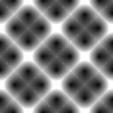 Design seamless monochrome checked pattern Stock Image