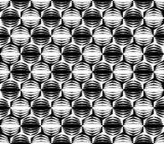 Design seamless monochrome diagonal pattern Stock Photography