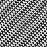 Design seamless monochrome diagonal pattern Royalty Free Stock Photography