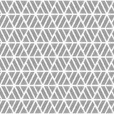 Design seamless monochrome diamond pattern Royalty Free Stock Images