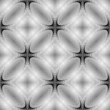 Design seamless monochrome ellipse pattern Royalty Free Stock Image