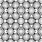 Design seamless monochrome geometric pattern. Diag Royalty Free Stock Image