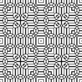 Design seamless monochrome grating pattern. Abstract background. Vector art vector illustration