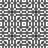 Design seamless monochrome grating pattern. Abstract background. Vector art stock illustration